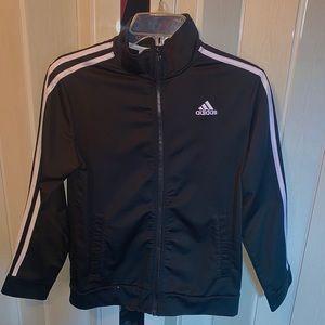 adidas track jacket 🖤